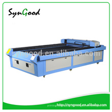 Gravação do laser da cama e máquina de corte aser que grava a máquina de corte