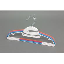 Оптовая пластиковые вешалка, дешевые пластиковые Топ вешалка для одежды, высокое качество пластиковых вешалка для одежды