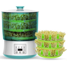 Multifunction High Quality Vegetable Seeds for Grow Bean Sprout Growing Machine Hot Product 2019 50*50*50 Provided 220-110 Motor