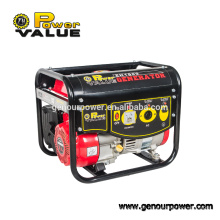 Power Value (China) 1,5kva 12 Volt DC Honda Generator Preis Der tragbaren Generator In Südafrika