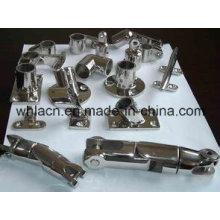 Hardware marino del acero inoxidable del grillo del OEM (bastidor de la inversión)