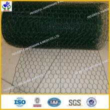 PVC-beschichtetes Korrosionsschutz-Heaxgonal-Maschendraht