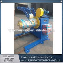 Desenrollador hidráulico 5T / 7.5T / 10T fabricado en Hebei