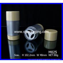 80g 80ml deodorant container bottle