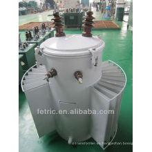 transformador de 10kV monofásico 75kva poste montado