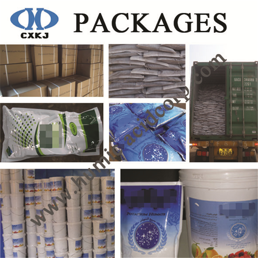 Zinc fulvate package