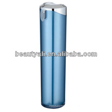 40ml 60ml 80ml 120ml Pyramid Double Wall Acrylic Cosmetic Bottles For Lotion Packaging