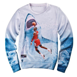 Custom sublimaiton crewneck sweatshirt for men