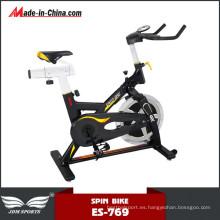 High Qaulity Body Building Heavy Flywheel Spinning Bike para la aptitud