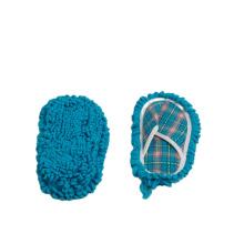 Wholesale Microfiber  Slipper Floor Cleaning Mop Slippers