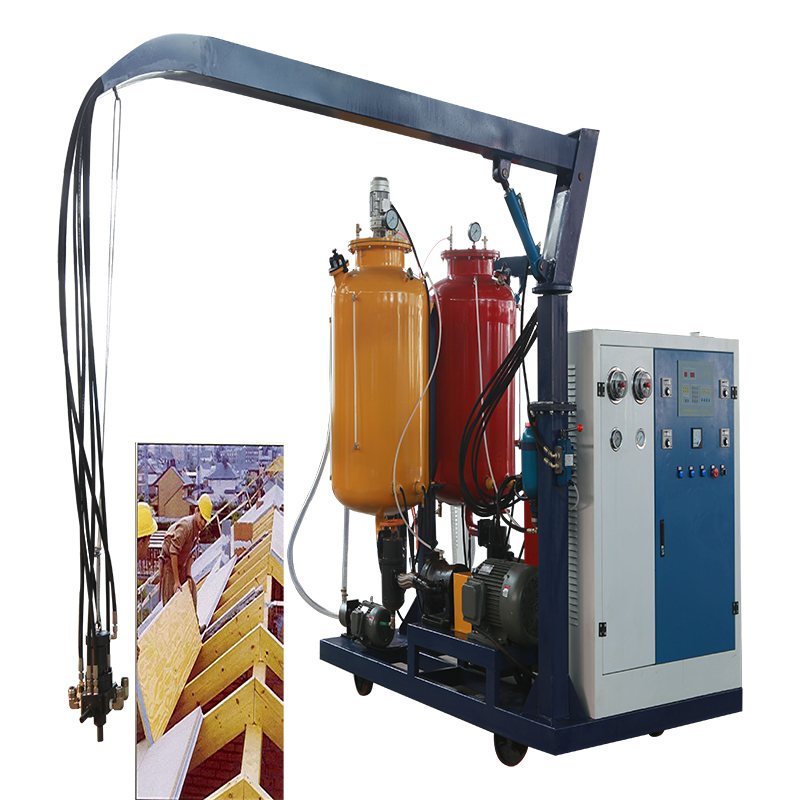 Polyurethane Foam Filling Machine