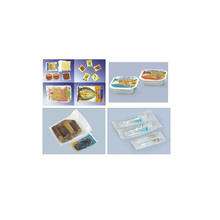 Wurst-Thermoform-Vakuum-Verpackungsmaschine