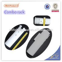 FRSHD007 удочка рыболовная катушка комбо держатель для хранения белый тубус штанга для одежды