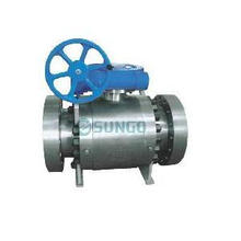 Reduced Bore Trunnion Ball Valve