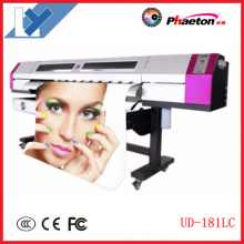 Large Format 1.8m Sticker Printing Machine with Original Dx5 Head 1440dpi Indoor & Outdoor Eco Solvent Printer