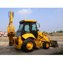 Digger Loader Backhoe Wheel Loader SAM 388