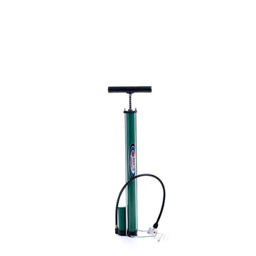 Bicycle Pump witn High Pressure Gauge