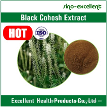 100% Natural Black Cohosh P. E/Triterpenoid Saponins Powder
