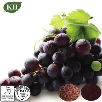 Противооксидантные проантоцианидины 95%, 98% Экстракт виноградных косточек