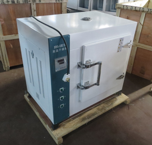 Large size hot air electric lab oven