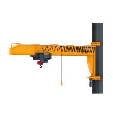 Mini wall mounted 1ton capacity jib crane