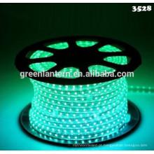 Luz de tira conduzida flexível impermeável de 100m 220V SMD3528