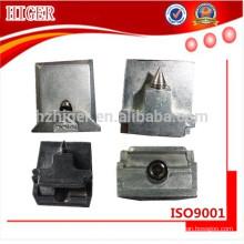 Bisagra de ventana de fundición a presión de zinc hecha a medida