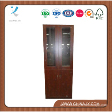 Wood and Meatl Daily Used Cabinet for Showroom