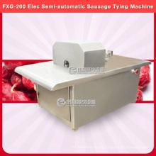 Fxg-200 máquina de atornillar eléctrica semiautomática de la salchicha