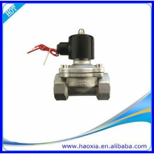 2 inch NPT Thread Normally Open Water Solenoid Valve For Stainless steel Body                                                                         Quality Choice