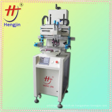 HS-260PI Präzise flache Oberfläche Siebdrucker mit Vakuum Arbeitstisch Siebdruckmaschine