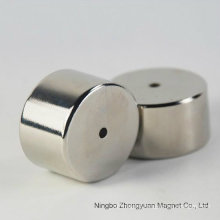 Permanent Ring Neodymium Magnet for Medical Equipment