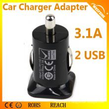 Chargeur universel de qualité 3100mA avec double USB