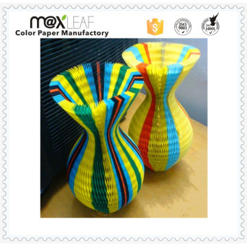 Chapéu de praia de verão Chapéu de papel dobrável e chapéu colorido para festa