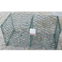 1x1x0.5m Gabion box container