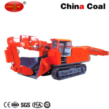 LHD Underground Mining Tunnel Carbón Rock Crawler Mucking cargador de la máquina