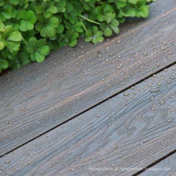 Placa de plataforma plástica de madeira Co-expulsa do composto WPC