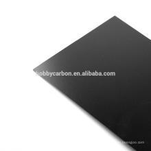 Black g10 sheets HG004 400X500X3.0mm matte finished g10 fr4 sheet