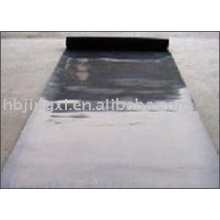 black epdm heat proof rubber flooring