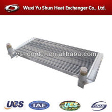 aluminum customized air intercooler manufacturer