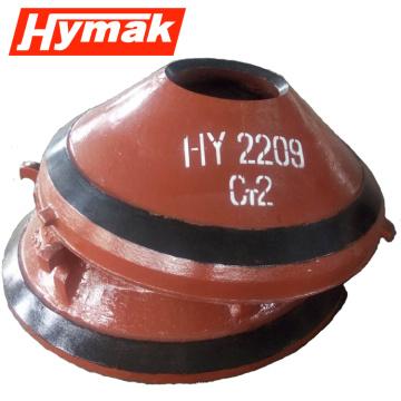 pièces de concasseur à haute teneur en manganèse