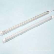 Fabrication en Chine vente chaude t5 60cm 5w conduit tube intégré