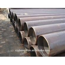 Tubo de acero sin soldadura y material de acero de tubo de acero DN sch ASTM GR.B 20 #