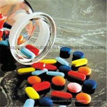 Precio de fábrica Antimalaria Drug Artemisinin + Piperaquin Tablet
