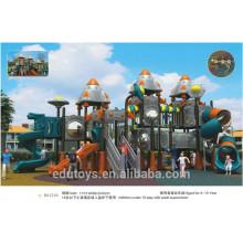 B11210 Outdoor Slides, Plastik Spielplatz, Vergnügungspark Ausrüstung