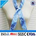 Enfriamiento bufanda y hielo corbata personalizada