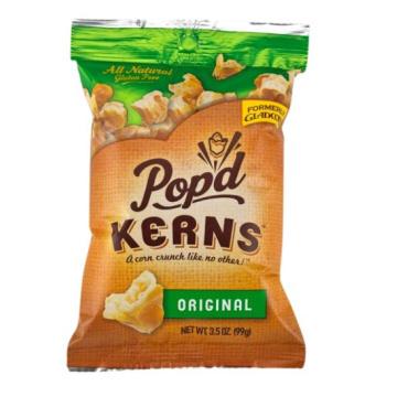 FDA-Grade Poocorn Packing Bag, Custom Printed Poocorn Bag