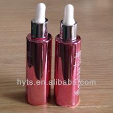 conta-gotas com frasco de vidro vermelho 50ml