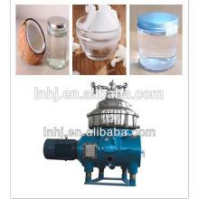 Compresseur centrifuge de séparateur d'huile à grande vitesse pour l'huile de noix de coco, structure de Westfalia
