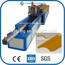 Passed CE und ISO YTSING-YD-7125 Vollständige automatische farbige Stahl Rolling Shutter Tür Roll Umformmaschine